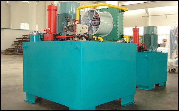 油浸式液压站原理