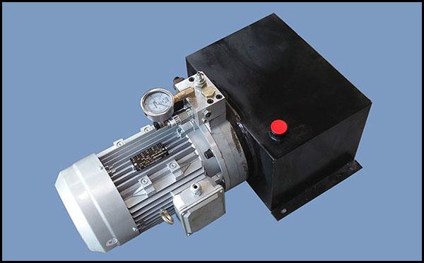 压滤机液压站原理