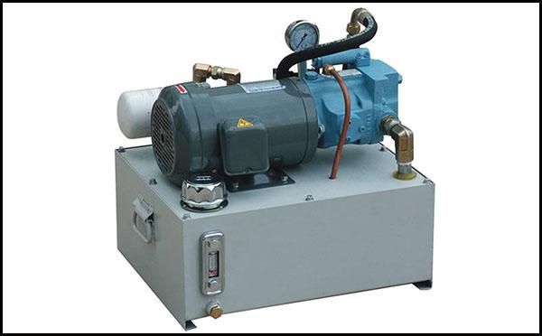 充电小型液压站