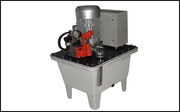 工程机械液压站原理