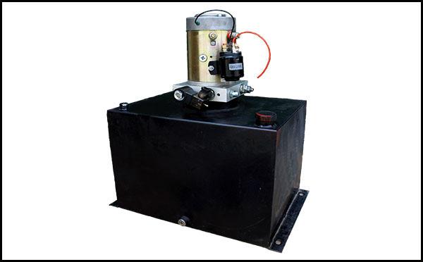 金属压块机液压站