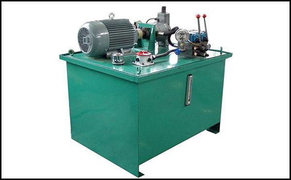 化纤打包机液压站