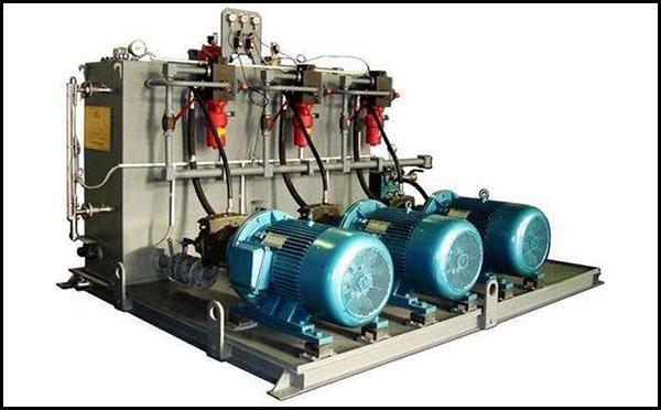 低压小型液压站原理
