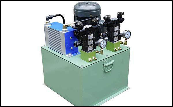 矿槽系统液压站
