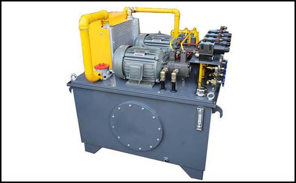 煤矿提升机液压站原理