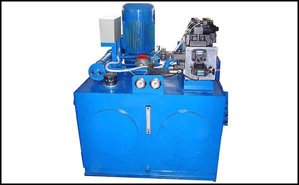 柴油机液压站