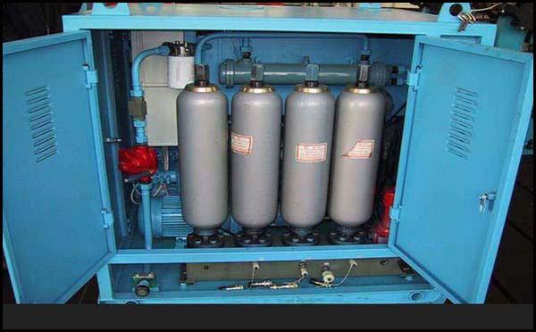 一体式小型液压站