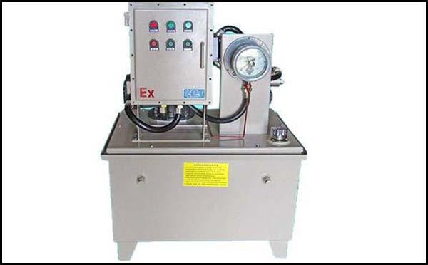 小型液压站
