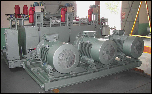 化工油缸液压站