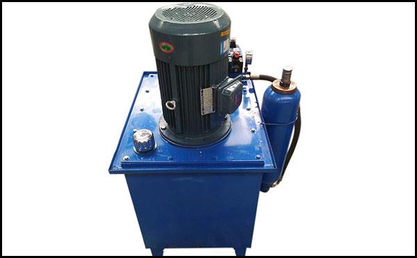煤矿提升机液压站