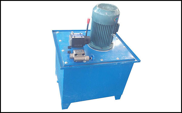 电动钻机动力钳液压站