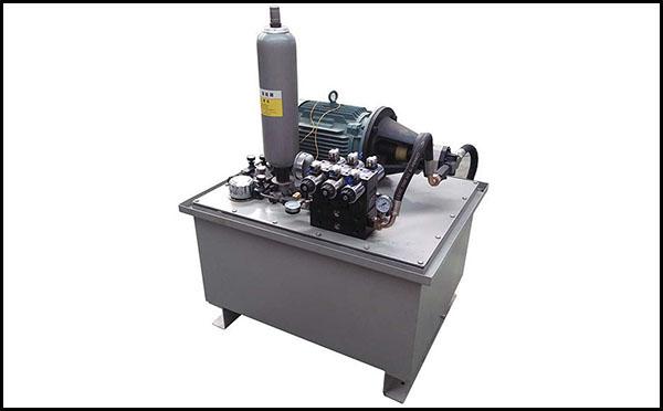 小型节能液压站原理