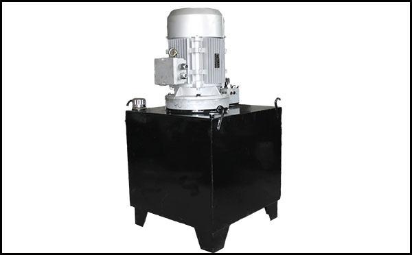 拉直机液压站
