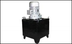 双油泵小型液压站