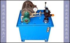 小型油缸液压站