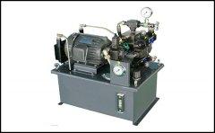 高压齿轮泵液压站