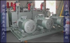 电梯专用液压站