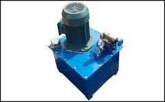 齿轮泵液压站
