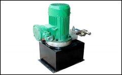 齿轮油泵液压站